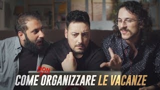 The Jackal - Come ORGANIZZARE le VACANZE