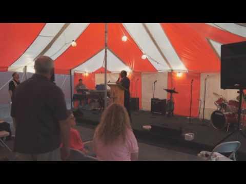 Ron Lewis Tent Crusade