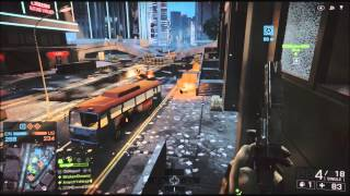 BF4 - The Russian Dirty Harry  | Rex Gameplay 20-1