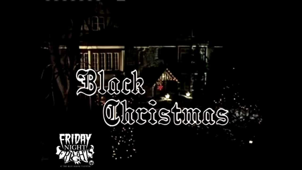 FNF Black Christmas Trailer - YouTube