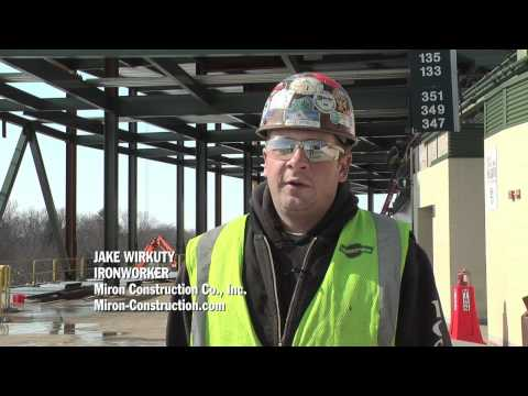 The Lambeau Episodes 2: Flux Cored Welding in Structural Steel Applications