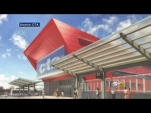 Plans For CTA Red Line Extension Unveiled