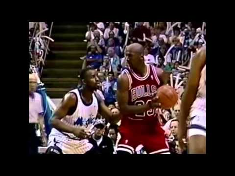 The Ultimate Collection of Michael Jordan Post Moves