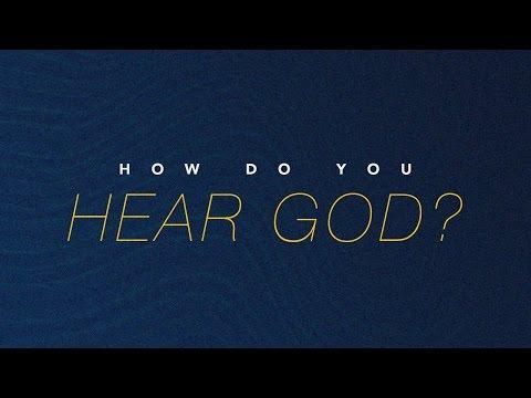 How Do You Hear God? | Part 2: Shut Up & Listen