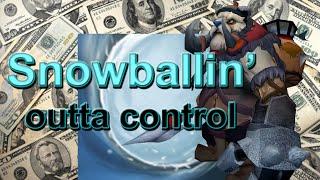 Dota 2: Tusk - Snowballin