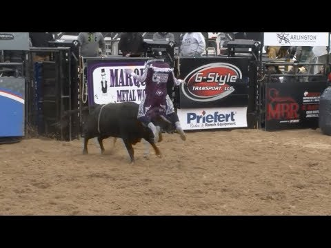 Best and Worst from American Freestyle Bullfighting Round 1 | 2019 PBR  Global Cup