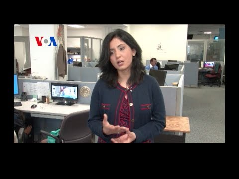 U Do What? Behind the Mic with a VOA Radio Host (VOA On Assignment June 20, 2014)