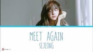 `세정` SEJEONG - `재회` MEET AGAIN…
