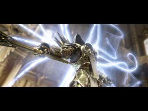 Diablo III - Le sacrifice de Tyraël FR (Cinématique)