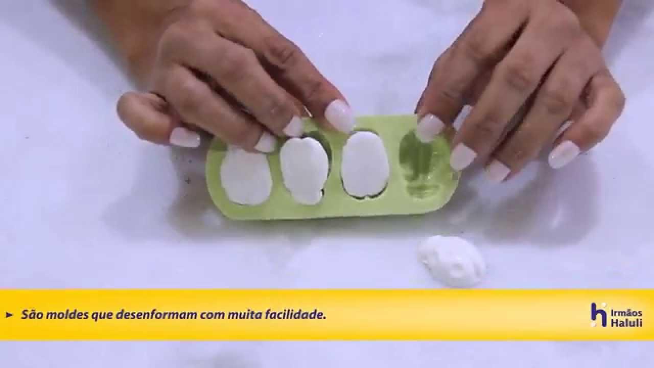 formas de silicone para sabonetes velas artesanais e biscuit irmos haluli