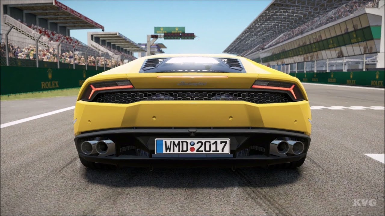 project cars 2 lamborghini huracan lp610 4 2016 test drive gameplay hd 1080p60fps youtube. Black Bedroom Furniture Sets. Home Design Ideas