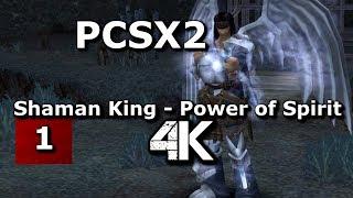 [PS2 Emulator] PCSX2 1.5.0  | Shaman King - Power of Spirit #1