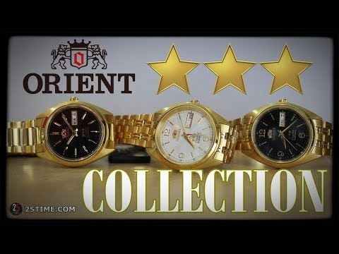 ORIENT 3 Star GOLD Collection | Alternative to SEIKO 5 Watches? [Part 2]