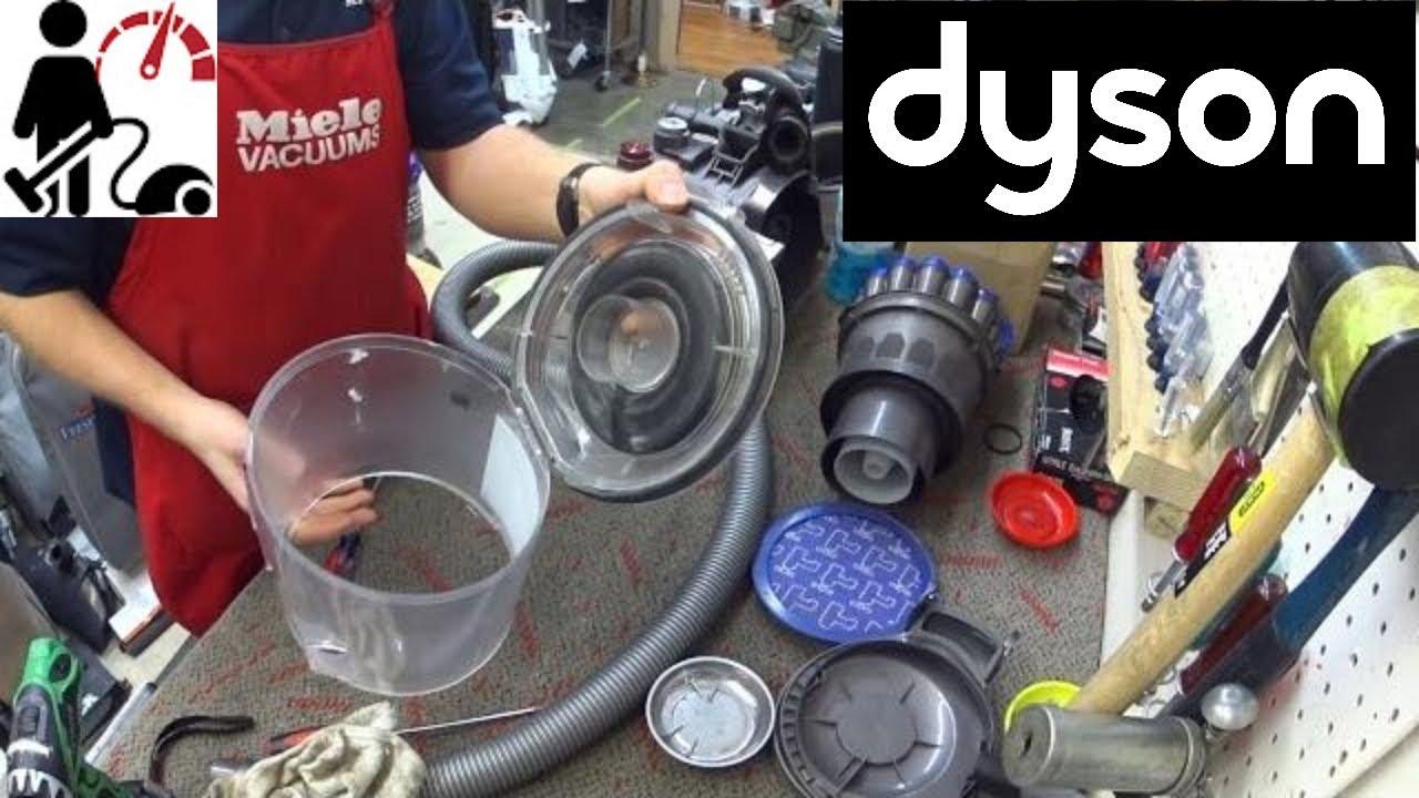 Как разобрать пылесос dyson dc23 беспроводной в в10 дайсон купить пылесос спб