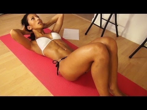 Ultimate Fat-Burning AB Workout!!
