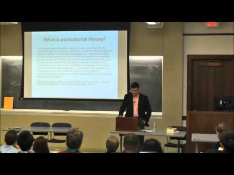 Modern Critical Theory Lecture Series - Eric Calderwood on Postcolonial Theory