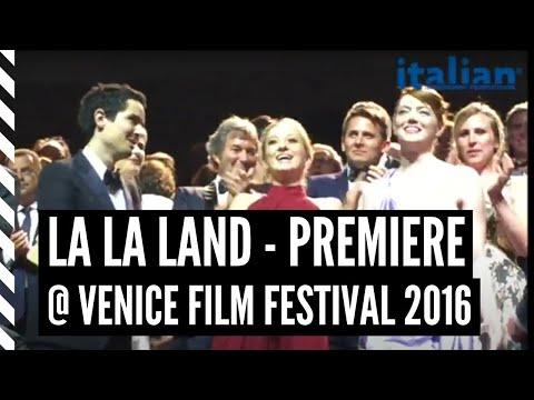 LA LA LAND - PREMIERE Venice Film Festival 2016