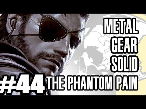 Best Friends Play Metal Gear Solid V - The Phantom Pain (Part 44)