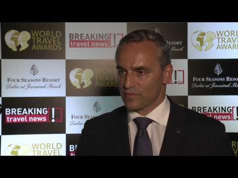 Christophe Schnyder, general manager, Sofitel Palm Dubai
