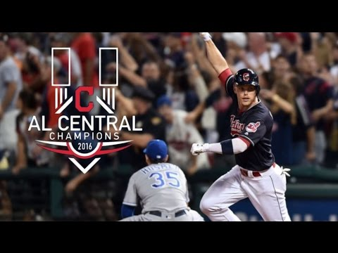 Cleveland Indians 2016 Playoffs: Hype Video