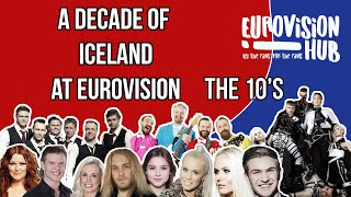 A decade of Iceland at Eurovision (Reaction Video)