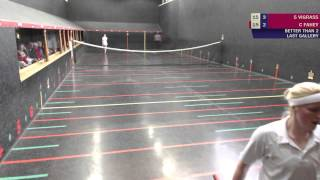 2015 Ladies World Championships Singles Final