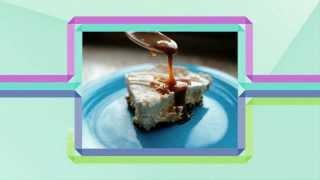 Ice Cream Pie With Easy Caramel Sauce