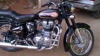 Gambar cover ROYAL ENFIELD BULLET STD  350 UCE ENGINE WITH MANUEL DECOMPRESSOR (PART 1 )