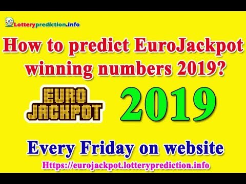 Eurojackpot Winning Numbers