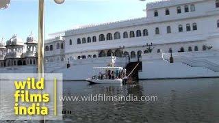Royal Taj Lake Palace, Udaipur