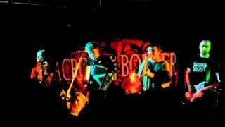 Across The Border - Fear Of  Freedom - live,Stuttgart,18.12.2010