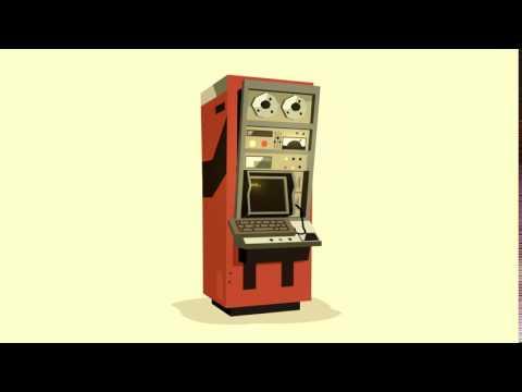 IBM 360 3D model