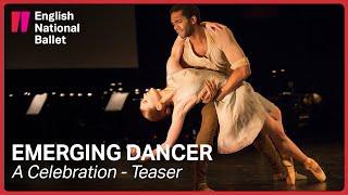 Emerging Dancer: A Celebration – Teaser | English National Ballet