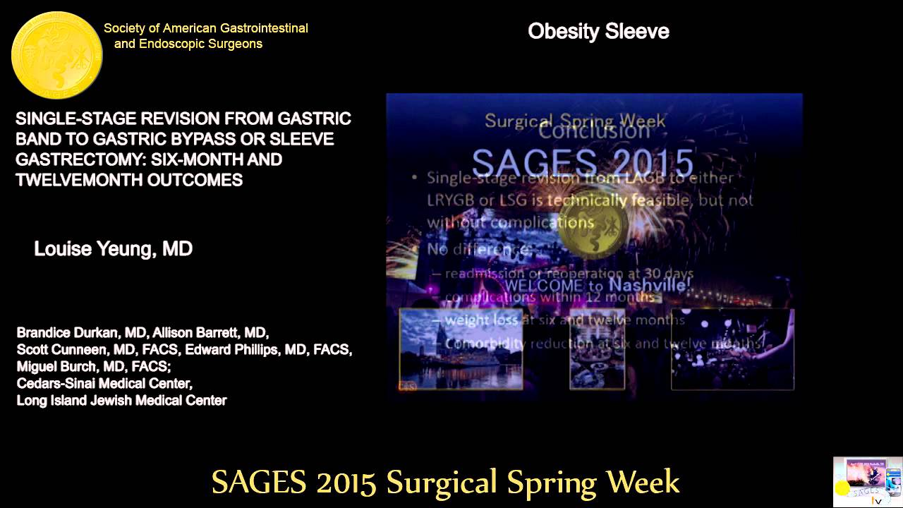 Single-stage Revision from Gastric Band to Gastric Bypass Or