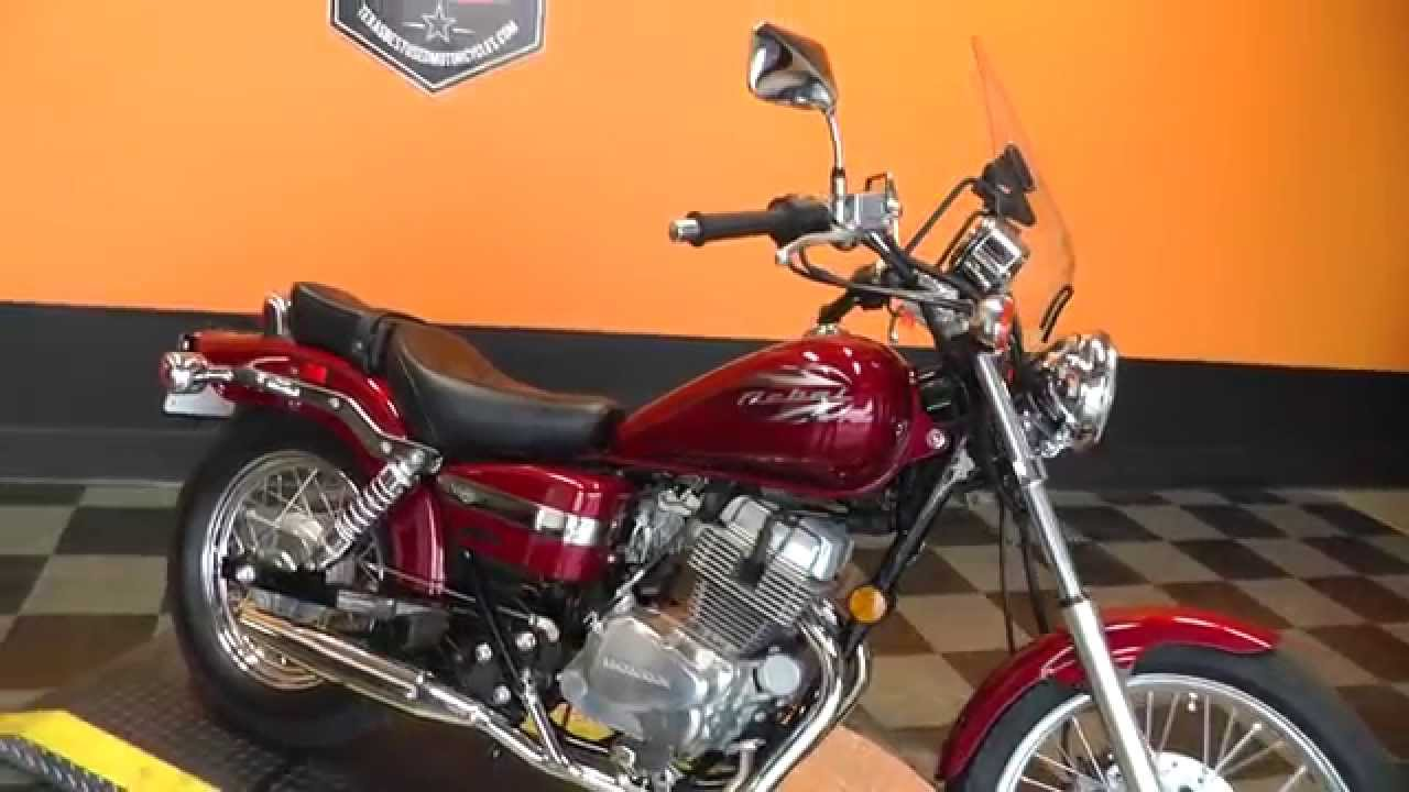 600355 - 2012 honda rebel - used motorcycle for sale - youtube