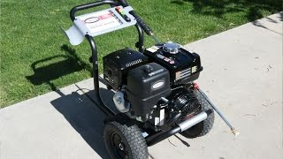 Simpson Powershot Professional Pressure Wash Review - 4200 PSI 4 GMP