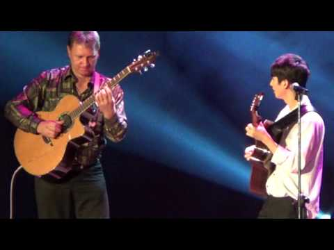 (Yiruma) River Flows in You - Vitaly Makukin and Sungha Jung
