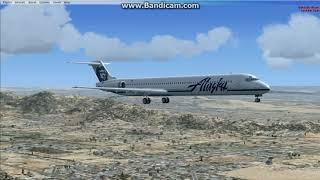 McDonnell Douglas MD 80 CYYZ KONT