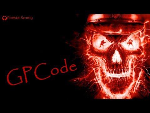 🔐 Trojan-Ransom Gpcode.dm/Encoder 143: знакомство с отцом шифровальщиков