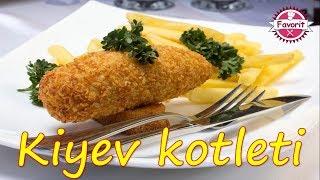 🔵 Kiyev kotletinin hazırlanması | Kievski kotlet |