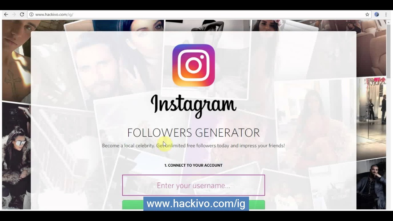 instagram followers bot no surveys legit free instagram followers hack no verification 282