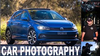 Epic car photography with my vw polo gti.david bourne is one of sydney's great automotive photographers, and when i got a message from him asking if he could...