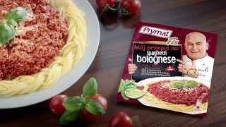 Mój przepis na: Spaghetti bolognese