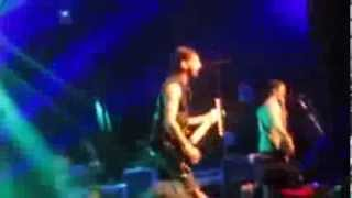 Intro and Do You Want Me (Dead?) - All Time Low - Birmingham UK