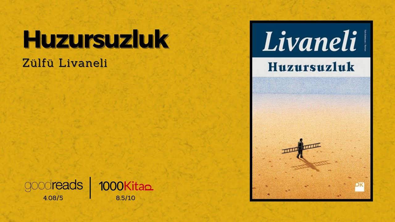 Üç Nokta | Zülfü Livaneli | Huzursuzluk