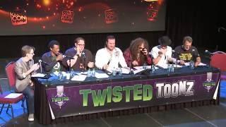 TWISTED TOONZ - Harry Potter 3 @ Salt Lake City Comic Con 2016