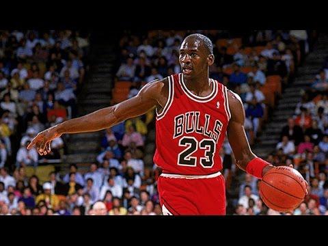 Michael Jordan NBA Superstars