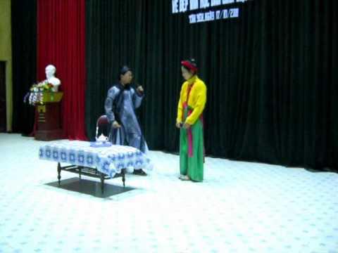Ngoại khóa văn học trường THPT Tân Yên số 1 - Bắc Giang
