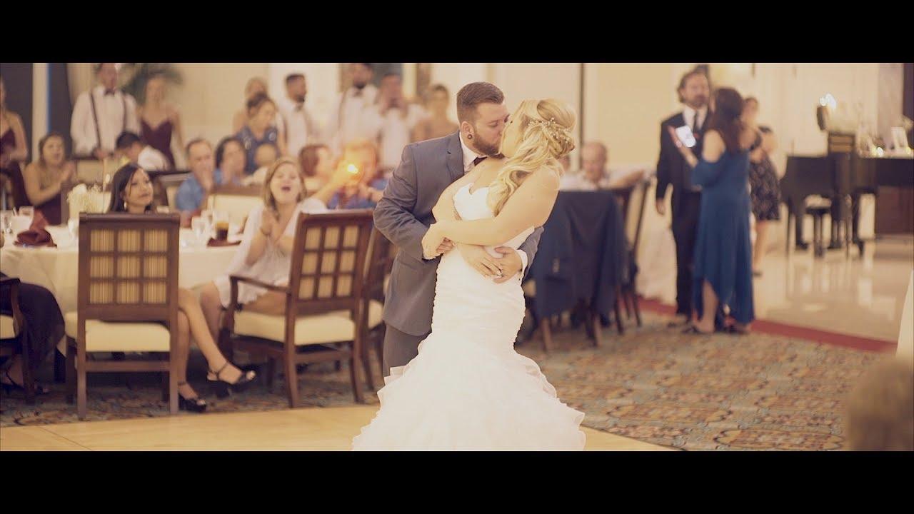 Dylan and Jessica Aldridge Wedding