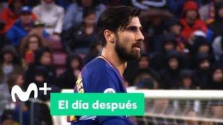 El Día Después (05/03/2018): André Gomes y el Camp Nou